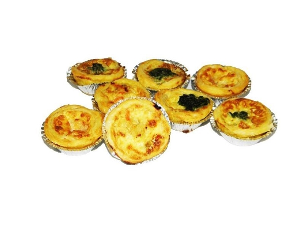 Mini quiche (12st.)
